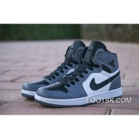 Copuon Code Nike Air Jordan 1 AJ1 Action Leather Disappear Grey Flying Wings