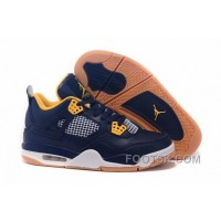 """2017 Mens Air Jordan 4 """"Dunk From Above"""" Authentic"""