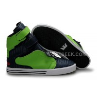 For Sale Supra TK Society Blue Green Moire Women's Shoes