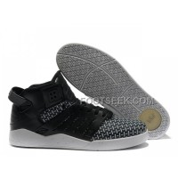 New Arrival Supra Skytop III Black White Pattern Men's Shoes