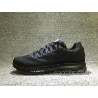 Nike Air Zoom ALL OUT 878670-992 BLACK HALF SIZE Lastest