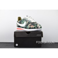 Nike Classic Cortez Men ID Camo Cortez Casual Shoes 898727-984 Discount