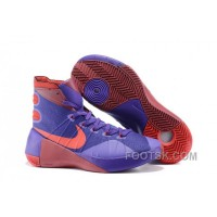 Nike 2015 Hyperdunk Purple Red Authentic A7aW3e