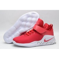 Nike Kwazi Red White Top Deals