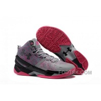 Kyrie 2 Women Basketball Shoes Grey Pink Mother's Day Online