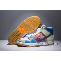 P Nike SB Dunk Hi TC Be WhatThe Graffiti. 918321-381 Discount