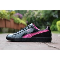 Puma CLYDE WRAITH KPU Black Rosy Pink Authentic
