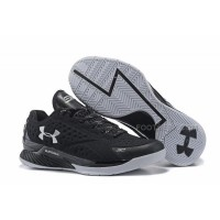 """Newest Under Armour Curry One Low """"Stealth"""" Pack Black Discount Online"""