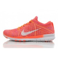 2015 New Release Nike Free Flyknit 5.0 Knit Vamp Womens Running Shoes Green Orange Online