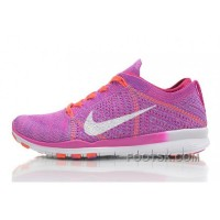 2015 New Release Nike Free Flyknit 5.0 Knit Vamp Womens Running Shoes Purple Authentic