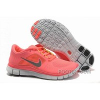 Womens Nike Free 5.0 V3 Watermelon Red Running Shoes Top Deals