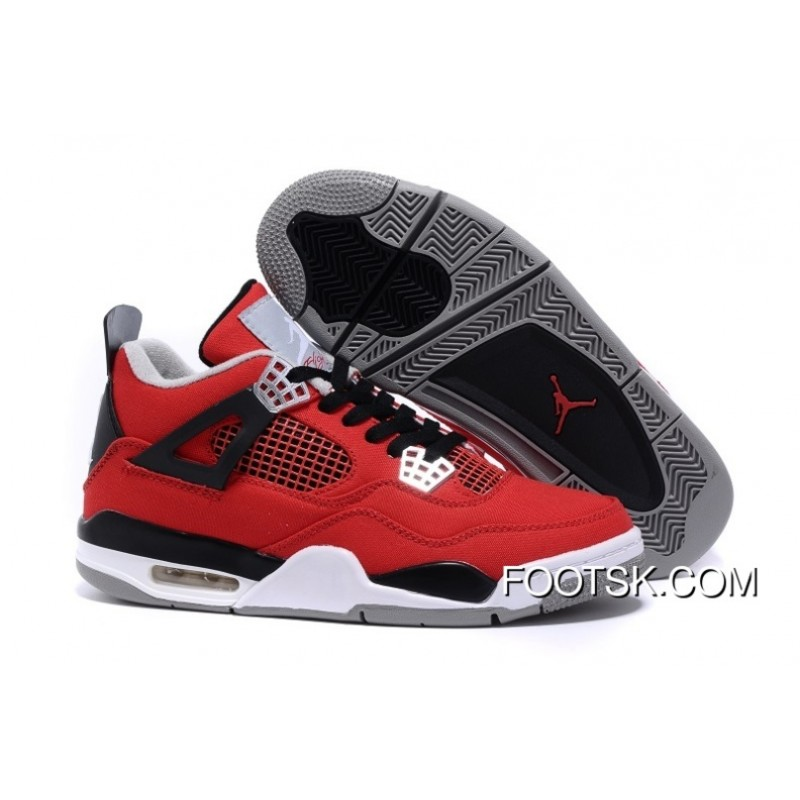 29b15d09d0c9d6 Air Jordan 4 Eminem Carhartt Red Authentic J652pa ...