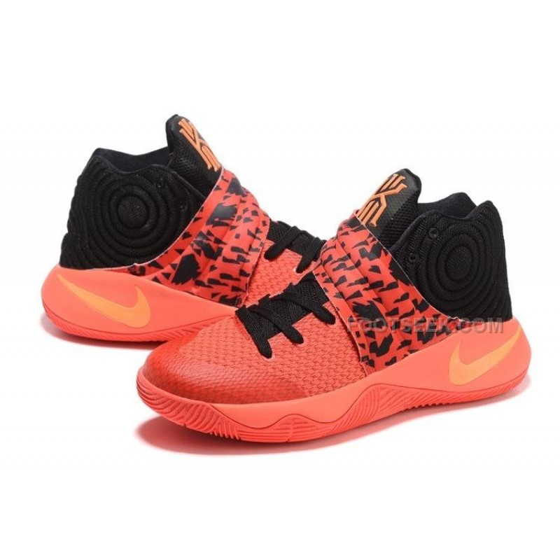kyrie 2 kids Orange
