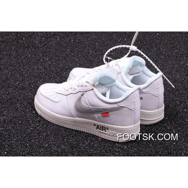 official photos c1fbc ac328 Men Nike Air Force 1 07 Off White SKU 80432-234 Outlet