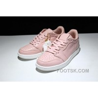AIR Jordan 1 Air Retro Low Ns 848775-805 Pink White Super Deals