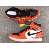 "Air Jordan 1 High Rare Air ""Max Orange"" Top Deals"