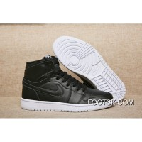"2015 ""Cyber Monday"" Air Jordan 1 Retro High OG Black/White For Sale KSMHmAj"