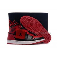 2015 New Release Air Jordan 1 KO High OG Bred