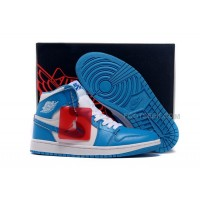 "Air Jordan 1 Retro High OG ""UNC"" Dark Powder Blue/White 2015 For Sale"