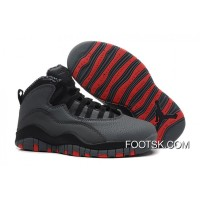 Air Jordans 10 Retro Cool Grey/Infrared-Black Cheap To Buy