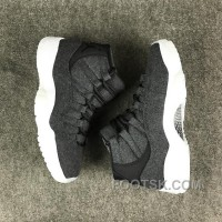 Air Jordan 11 Wool Dark Grey Super Deals