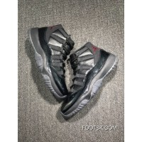 Air Jordan 11 All Black Cheap To Buy