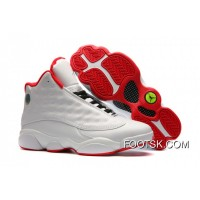 "Air Jordan 13 ""Alternate"" White/University Red-Metallic Silver-Release For Sale R47WCy"