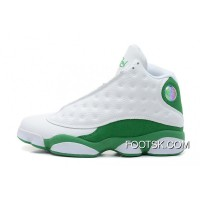 Air Jorda13 Ray Allen PE White/Green Lastest IhT6M