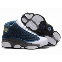 Air Jordan 13 XIII Womens Shoes Blue