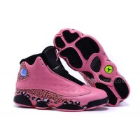 Nike Air Jordan 13 Collectors Edition Retro Pink Leopard Basketball Shoes AJ Womens Sneakers