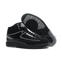 Air Jordan 2 (II) Black-White Cheap For Sale Online