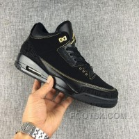 Air Jordan 3 BHM Martin Luther King Discount