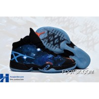 'Galaxy' Air Jordan 30 XXX PE Russell Westbrook Shoes Top Deals YKHpGCZ