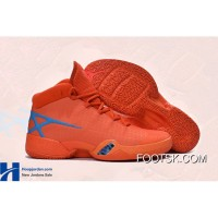 'Playoffs' Air Jordan 30 XXX PE Orange Blue Online YJtJaFT