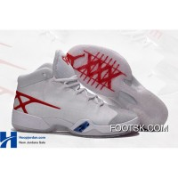 Air Jordan 30 XXX PE White Red Discount YRfE2t6