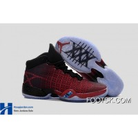"""Gym Red"" Air Jordan 30 XXX Gym Red/Gym Red-Black Discount NszWYN3"