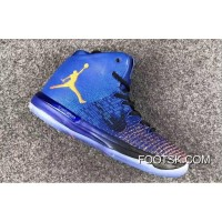 Supernova Air Jordan XXX1 Concord/Yellow-Black Cheap To Buy KY23TK2