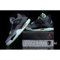 Air Jordan 4 Green Glow Cheap To Buy MsQr8