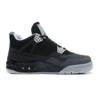 "Nike Air Jordan 4 Retro ""Fear"" Black/White-Cool Grey-Pure Platinum"