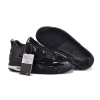 "Men Athletic Sneaker Air Jordan 11LAB4 ""Black Patent"""