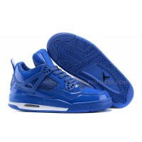 "2015 Cheapest Air Jordan 4 Retro 11Lab4 ""Royal Blue"" Online"