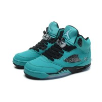 "Air Jordan 5 Retro ""Tiffany"" Tiffany Blue/Black Diamond-Icy Blue Cheap Price Online"
