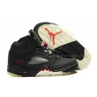 "Air Jordan 5 Retro ""Raging Bull"" 3M Black/Varsity Red Online"