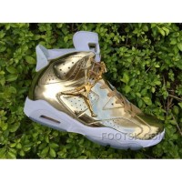 Air Jordan 6 6 Pinnacle Gold New Release