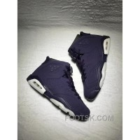 AIR JORDAN 6 RETRO GG Purple Dynasty/Purple Dynasty-White Top Deals