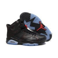 Air Jordan 6 Retro All Black With Speckle For Sale Cheap Price