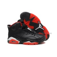 Air Jordan 6 Retro Black Red Sale Cheap Online