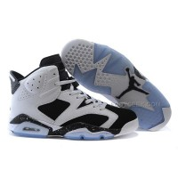 "Air Jordan 6 (VI) Retro ""Oreo"" White/Black-Blanc-Noir For Sale"