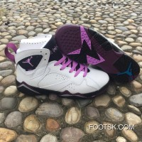 "Air Jordan 7 GS ""Fuchsia Glow"" – 2015 Relaese Cheap To Buy NahMFwj"