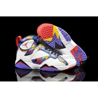 2015 Nike Air Jordan 7 VII Retro Sweater Nothing But Net